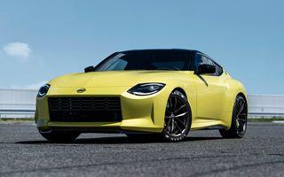 Noul model din gama Nissan Z debutează în 17 august. A fost anunțat de conceptul Z Proto