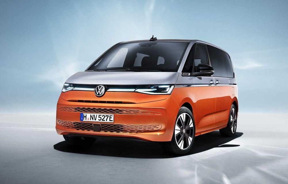 Noua generație Volkswagen Multivan debutează oficial cu versiune plug-in hybrid - Poza 4