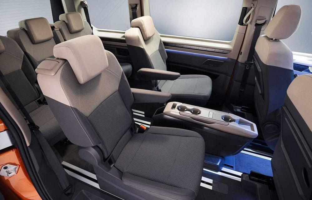 Noua generație Volkswagen Multivan debutează oficial cu versiune plug-in hybrid - Poza 12