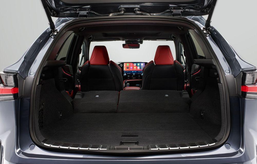 Noul Lexus NX: platformă nouă și versiune plug-in hibrid, o premieră pentru marca niponă - Poza 39