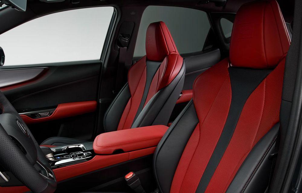 Noul Lexus NX: platformă nouă și versiune plug-in hibrid, o premieră pentru marca niponă - Poza 26