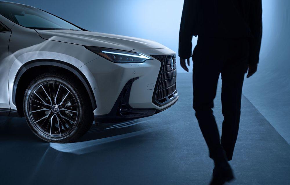 Noul Lexus NX: platformă nouă și versiune plug-in hibrid, o premieră pentru marca niponă - Poza 46