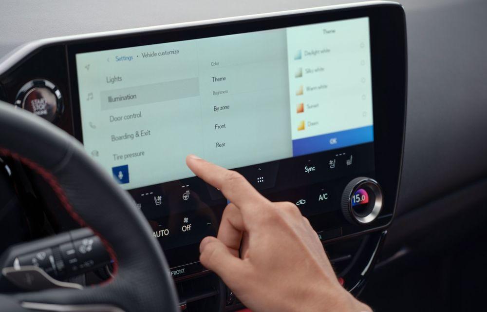 Noul Lexus NX: platformă nouă și versiune plug-in hibrid, o premieră pentru marca niponă - Poza 35