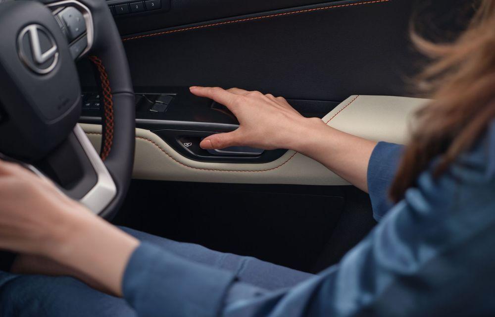 Noul Lexus NX: platformă nouă și versiune plug-in hibrid, o premieră pentru marca niponă - Poza 36