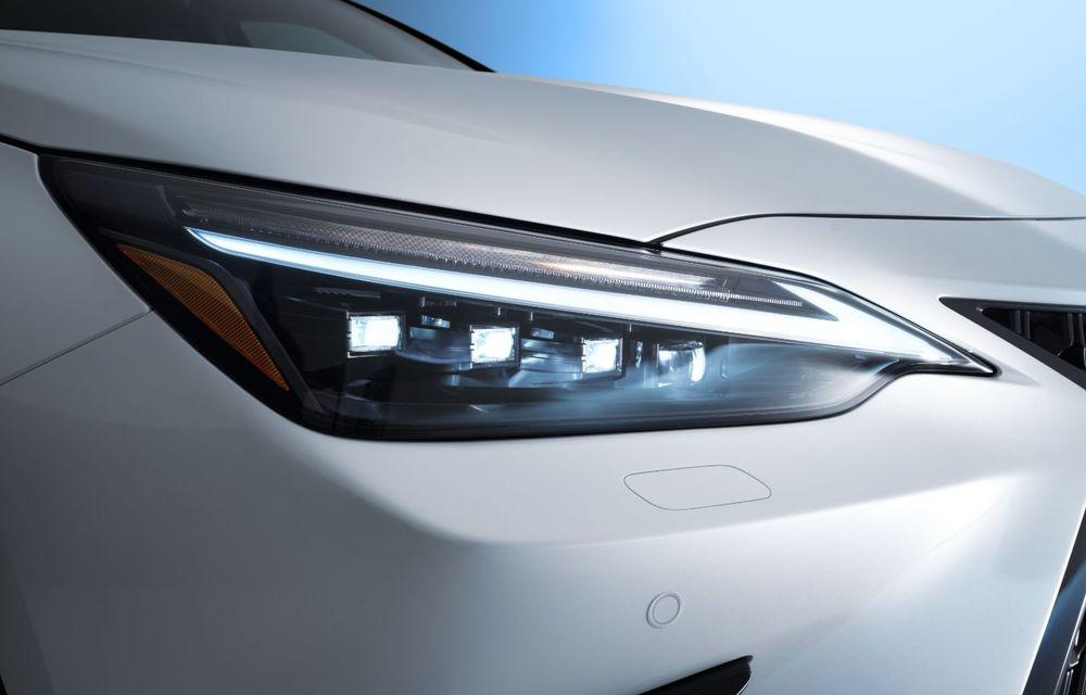 Noul Lexus NX: platformă nouă și versiune plug-in hibrid, o premieră pentru marca niponă - Poza 42
