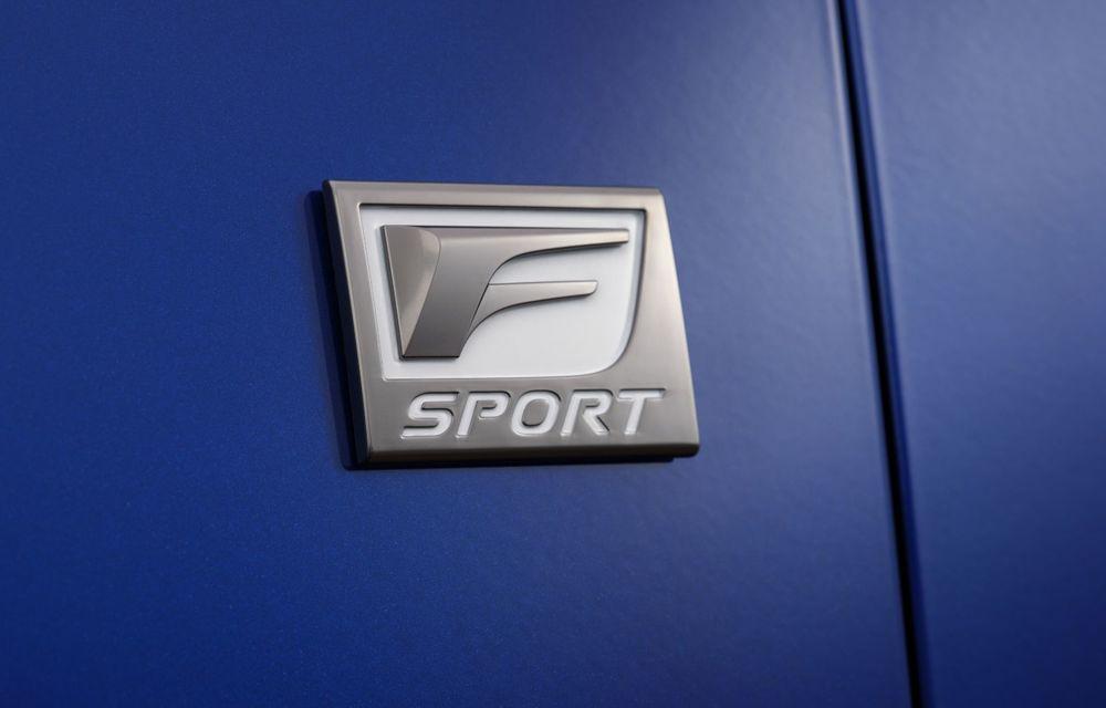 Noul Lexus NX: platformă nouă și versiune plug-in hibrid, o premieră pentru marca niponă - Poza 47
