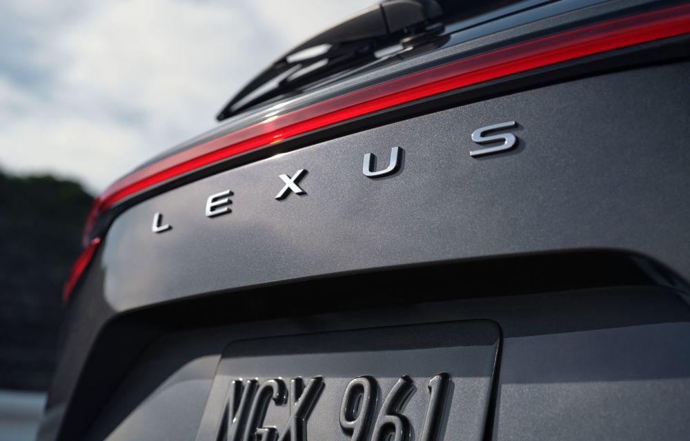 Noul Lexus NX: platformă nouă și versiune plug-in hibrid, o premieră pentru marca niponă - Poza 48