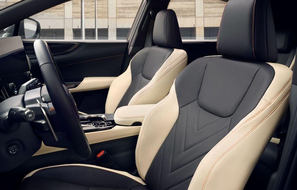 Noul Lexus NX: platformă nouă și versiune plug-in hibrid, o premieră pentru marca niponă - Poza 27