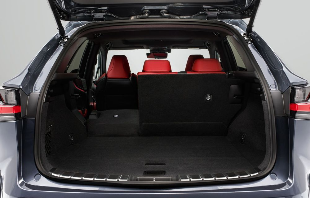 Noul Lexus NX: platformă nouă și versiune plug-in hibrid, o premieră pentru marca niponă - Poza 38