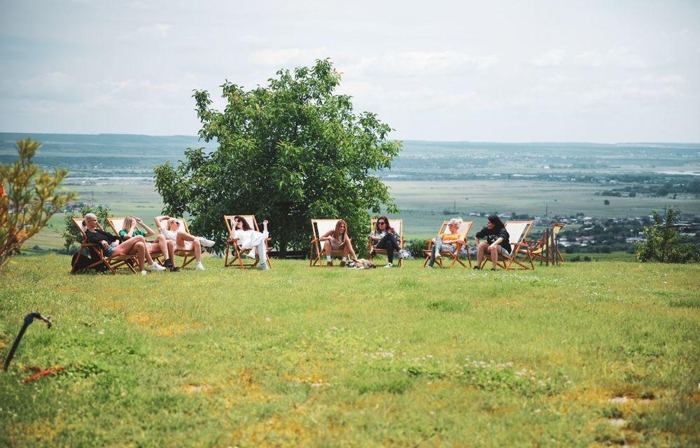 Aventour la feminin, ultima zi: peisaj de vis la Crama Bauer și reîntoarcerea la București - Poza 29