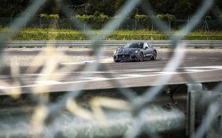 Maserati dezvăluie primele imagini sub camuflaj cu viitorul GranTurismo 100% electric