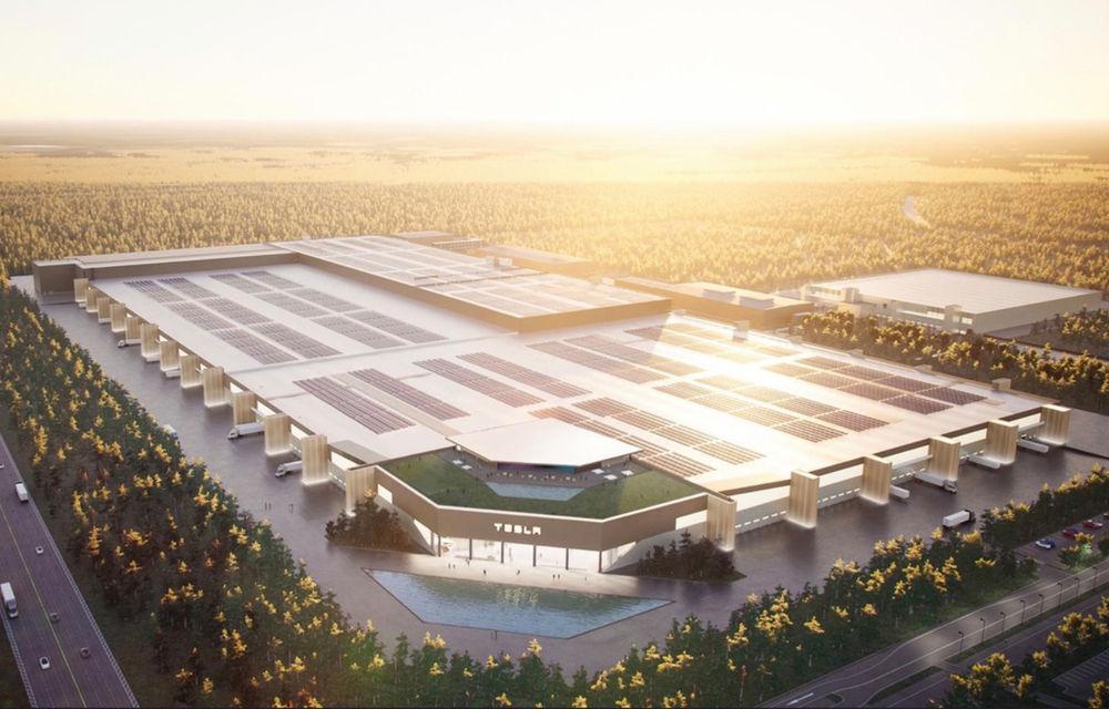 Activiștii contestă autorizația de construcție a fabricii Tesla din Germania - Poza 1