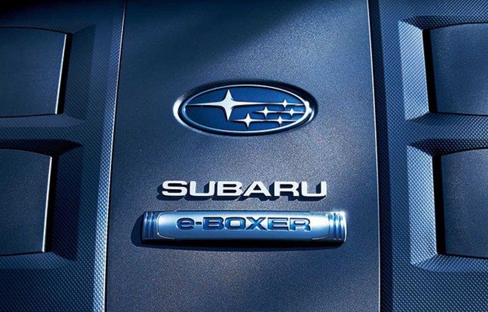 Subaru Forester facelift: noutăți exterioare și suspensii recalibrate pentru mai mult confort - Poza 14