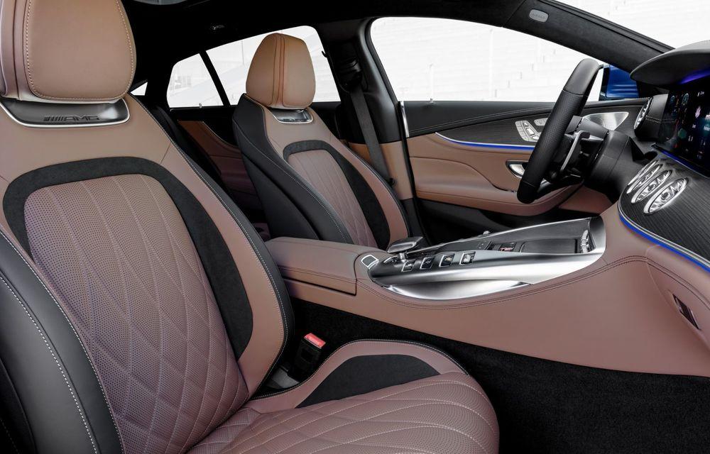 Mercedes-AMG GT 4-Door Coupe a primit o serie de îmbunătățiri - Poza 26