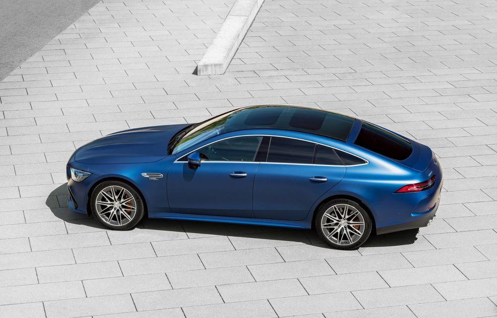 Mercedes-AMG GT 4-Door Coupe a primit o serie de îmbunătățiri - Poza 17