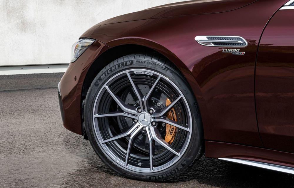Mercedes-AMG GT 4-Door Coupe a primit o serie de îmbunătățiri - Poza 18