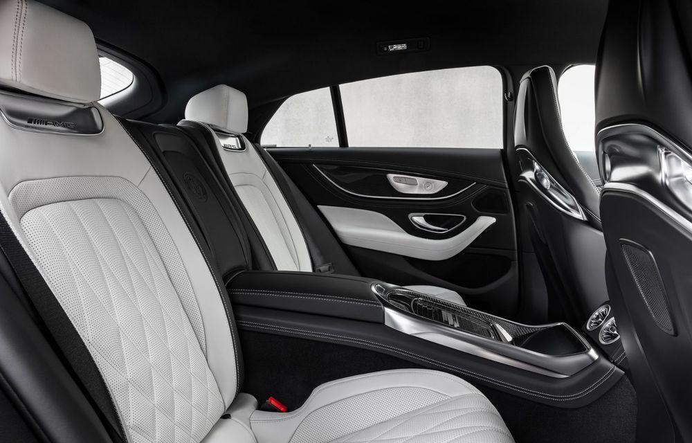Mercedes-AMG GT 4-Door Coupe a primit o serie de îmbunătățiri - Poza 25