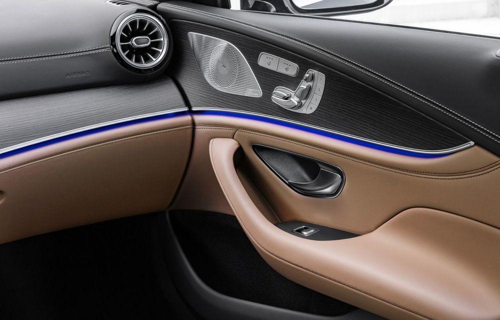 Mercedes-AMG GT 4-Door Coupe a primit o serie de îmbunătățiri - Poza 27
