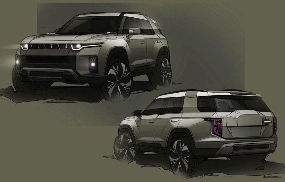 SsangYong a început producția primului său model electric: livrările europene debutează în octombrie - Poza 2