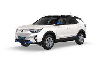 SsangYong a început producția primului său model electric: livrările europene debutează în octombrie
