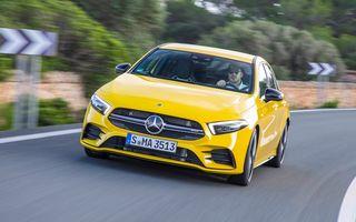 Mercedes-Benz nu renunță la modelele compacte: