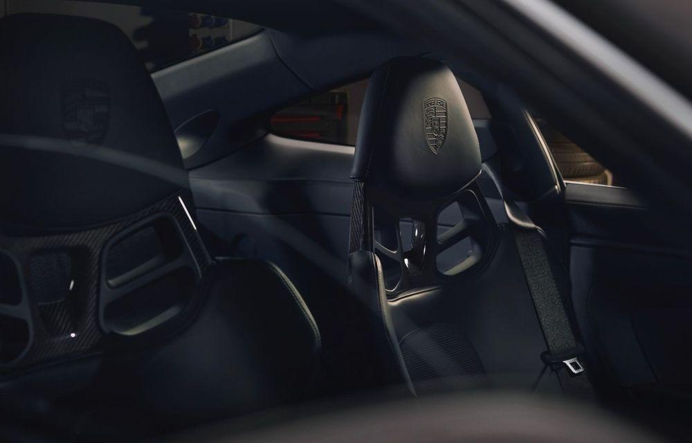 Noul Porsche 911 GT3 Touring: aceiași 510 CP, dar fără eleron supradimensionat - Poza 15