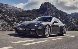 Noul Porsche 911 GT3 Touring: aceiași 510 CP, dar fără eleron supradimensionat