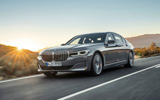 BMW pregătește conceptul pentru noul Seria 7: prezentare în septembrie