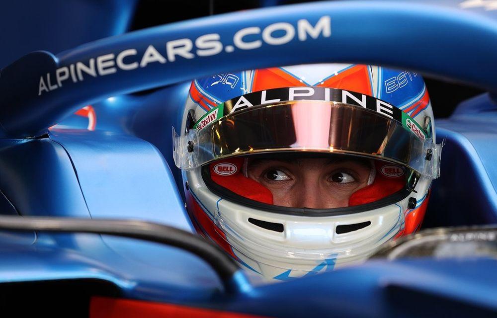Esteban Ocon rămâne la Alpine F1 cel puțin până în 2024. Echipa tocmai a prelungit colaborarea cu francezul - Poza 1