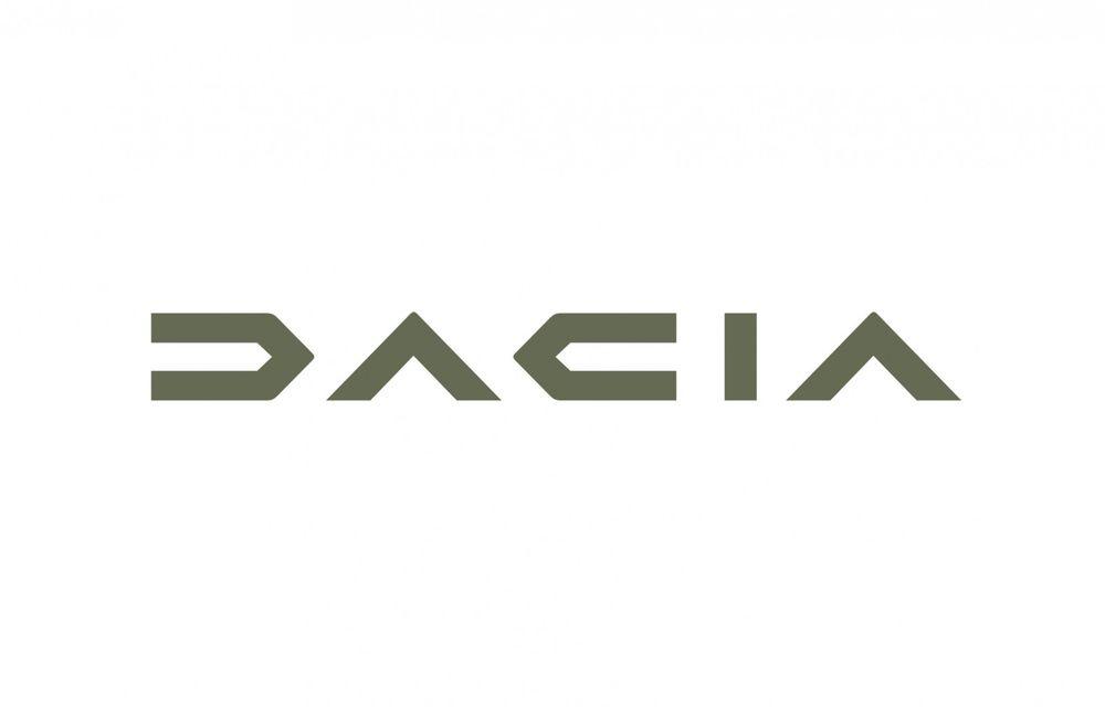 Dacia are un nou logo. Se va regăsi pe mașini din a doua jumătate a anului viitor - Poza 1
