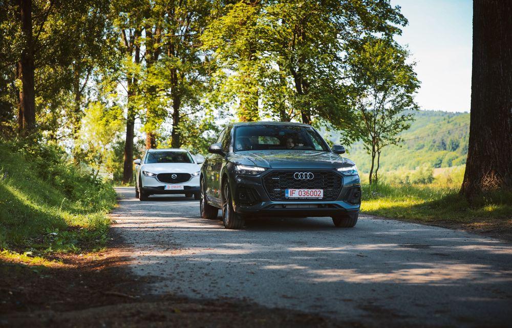 Cum a fost în #Aventour la feminin by Textar: impresii de la bordul lui Audi Q5 Sportback - Poza 33