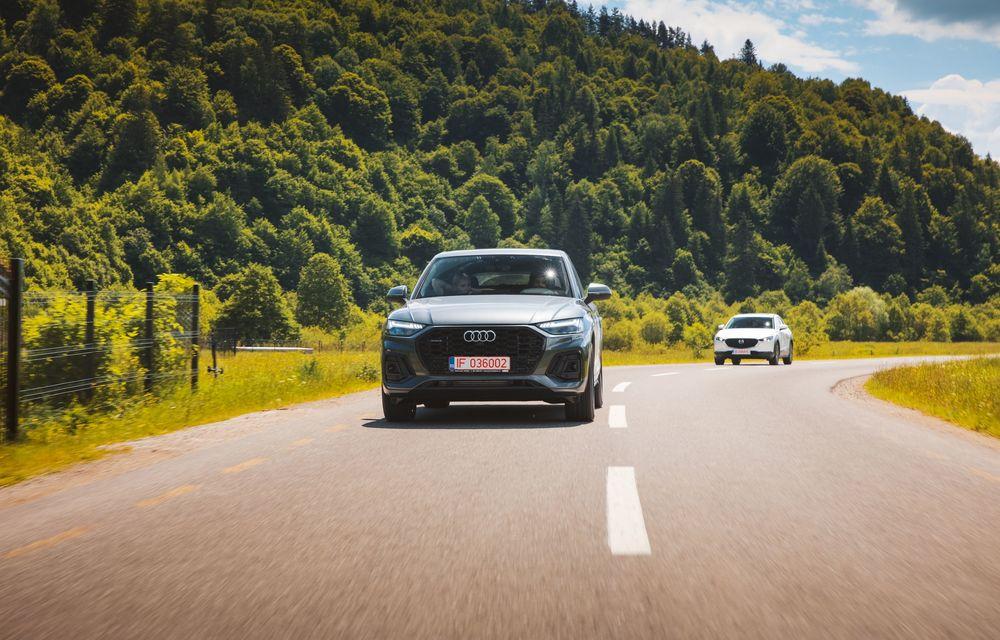 Cum a fost în #Aventour la feminin by Textar: impresii de la bordul lui Audi Q5 Sportback - Poza 34