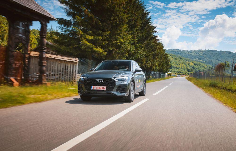 Cum a fost în #Aventour la feminin by Textar: impresii de la bordul lui Audi Q5 Sportback - Poza 36