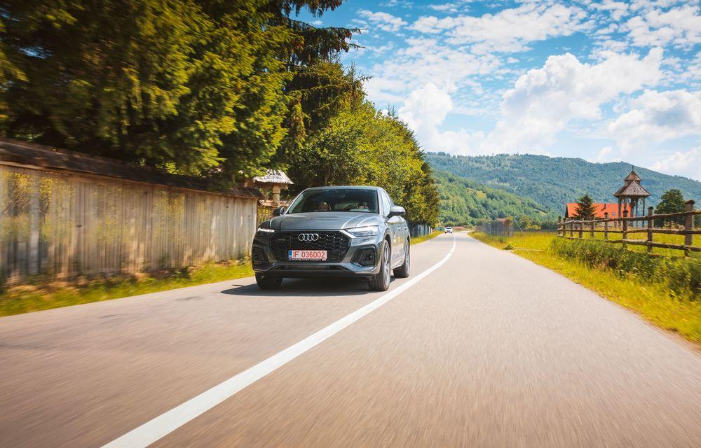 Cum a fost în #Aventour la feminin by Textar: impresii de la bordul lui Audi Q5 Sportback - Poza 37