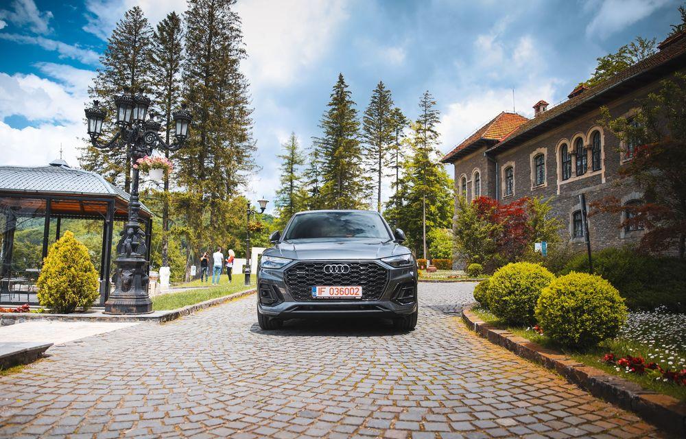 Cum a fost în #Aventour la feminin by Textar: impresii de la bordul lui Audi Q5 Sportback - Poza 23