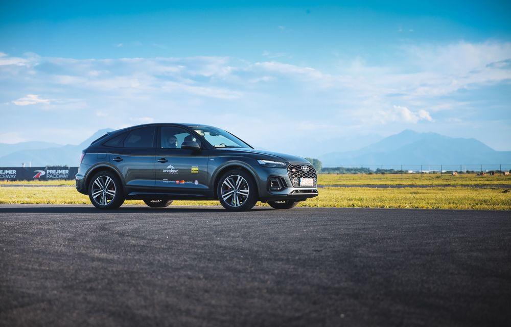 Cum a fost în #Aventour la feminin by Textar: impresii de la bordul lui Audi Q5 Sportback - Poza 31