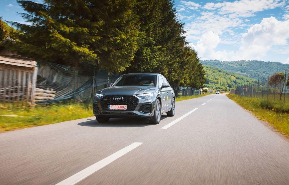 Cum a fost în #Aventour la feminin by Textar: impresii de la bordul lui Audi Q5 Sportback - Poza 35