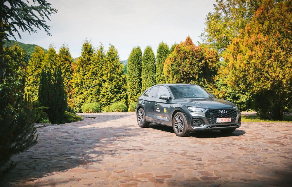 Cum a fost în #Aventour la feminin by Textar: impresii de la bordul lui Audi Q5 Sportback - Poza 54