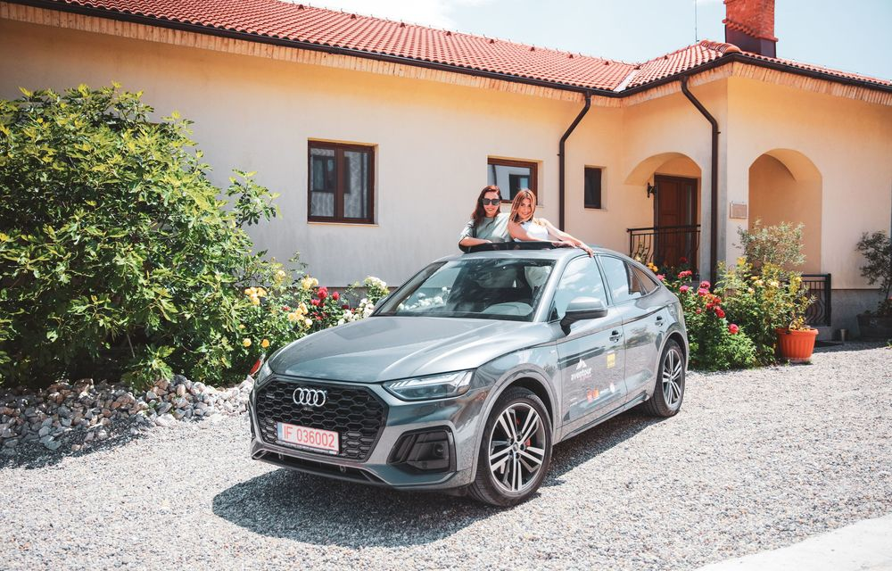 Cum a fost în #Aventour la feminin by Textar: impresii de la bordul lui Audi Q5 Sportback - Poza 62