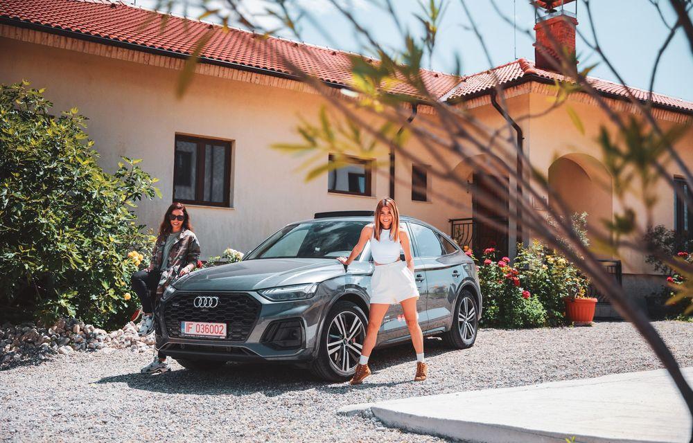 Cum a fost în #Aventour la feminin by Textar: impresii de la bordul lui Audi Q5 Sportback - Poza 63
