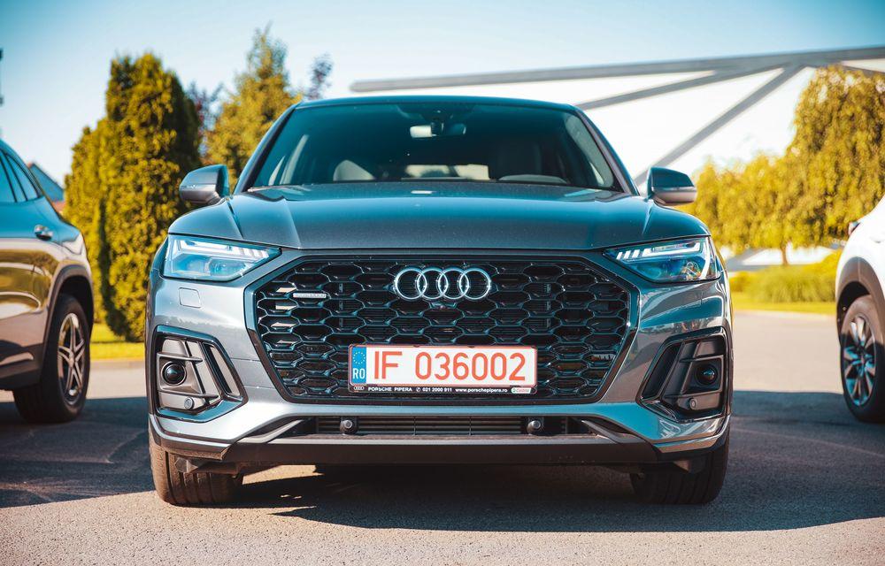 Cum a fost în #Aventour la feminin by Textar: impresii de la bordul lui Audi Q5 Sportback - Poza 2