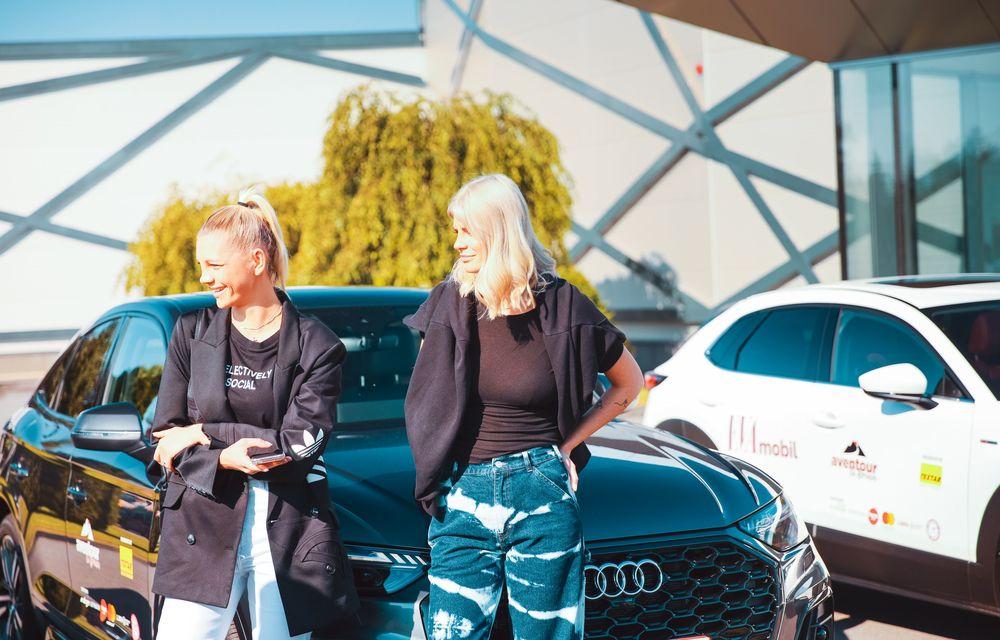 Cum a fost în #Aventour la feminin by Textar: impresii de la bordul lui Audi Q5 Sportback - Poza 3