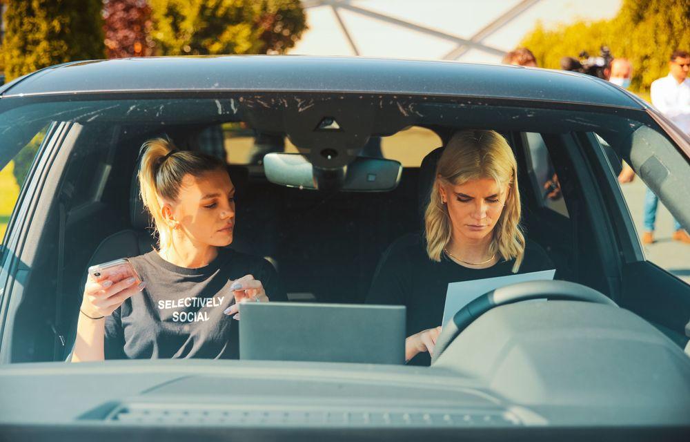 Cum a fost în #Aventour la feminin by Textar: impresii de la bordul lui Audi Q5 Sportback - Poza 5