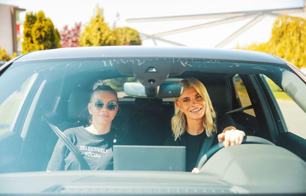 Cum a fost în #Aventour la feminin by Textar: impresii de la bordul lui Audi Q5 Sportback - Poza 7