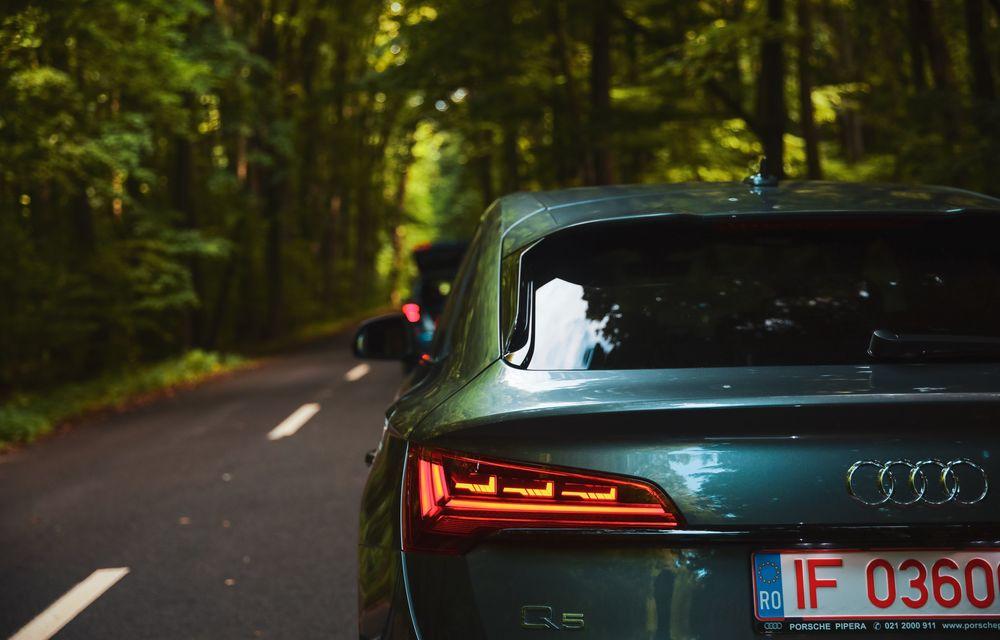 Cum a fost în #Aventour la feminin by Textar: impresii de la bordul lui Audi Q5 Sportback - Poza 9