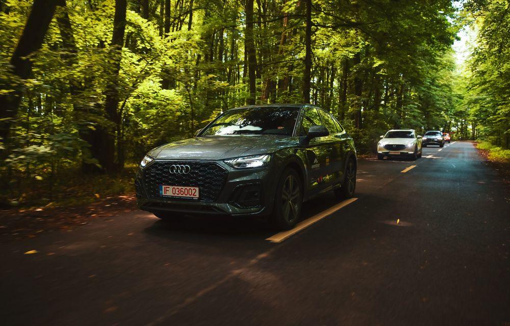 Cum a fost în #Aventour la feminin by Textar: impresii de la bordul lui Audi Q5 Sportback - Poza 10