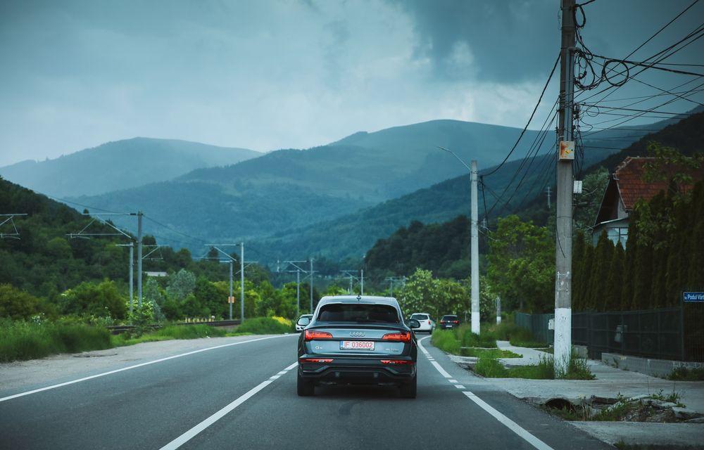 Cum a fost în #Aventour la feminin by Textar: impresii de la bordul lui Audi Q5 Sportback - Poza 12