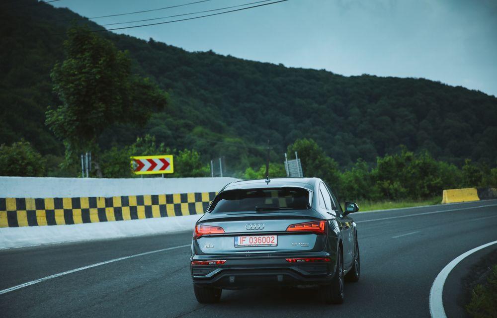 Cum a fost în #Aventour la feminin by Textar: impresii de la bordul lui Audi Q5 Sportback - Poza 14