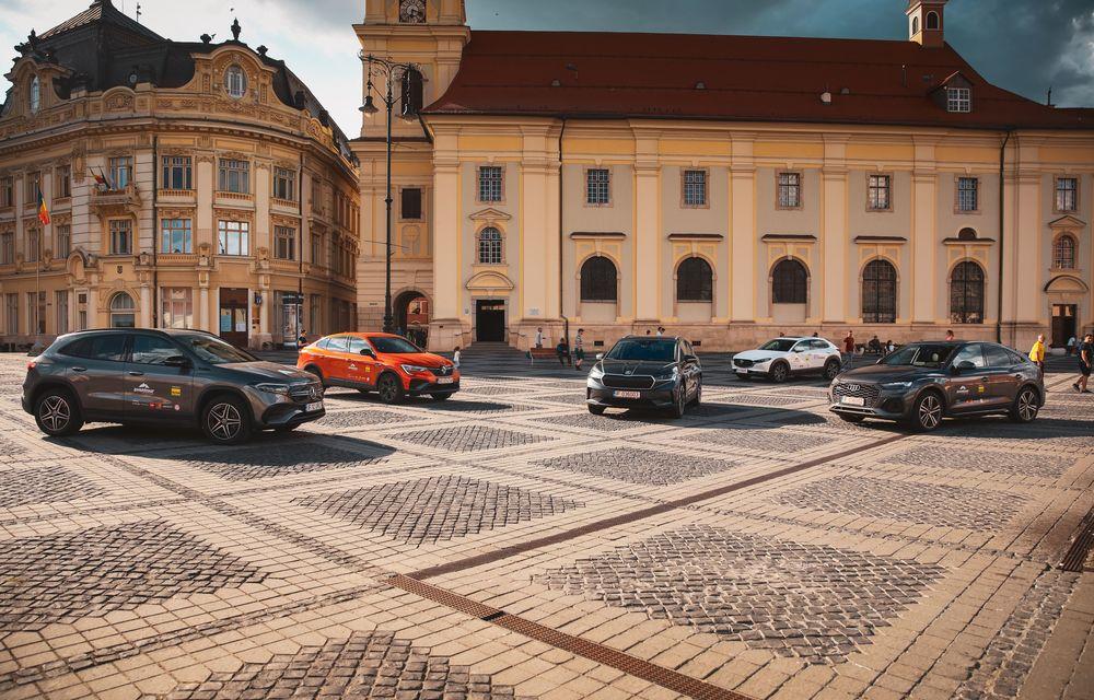 Cum a fost în #Aventour la feminin by Textar: impresii de la bordul lui Audi Q5 Sportback - Poza 49