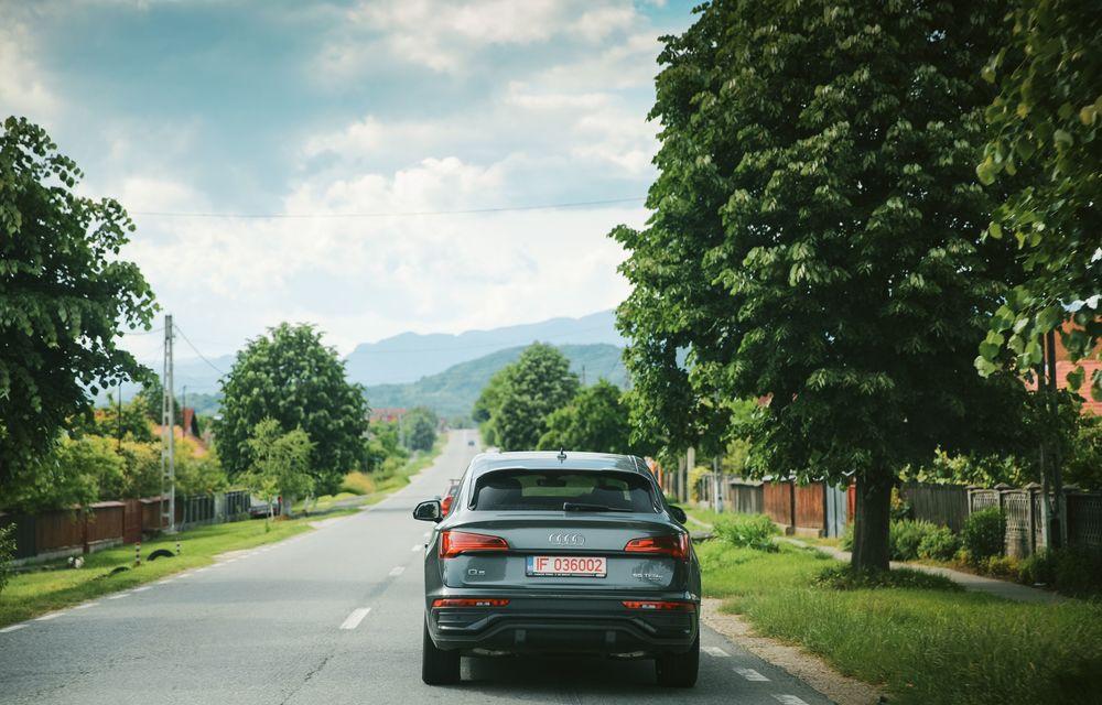 Cum a fost în #Aventour la feminin by Textar: impresii de la bordul lui Audi Q5 Sportback - Poza 51